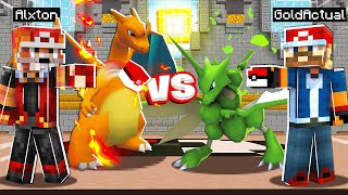 The ULTIMATE Pixelmon YOUTUBER Battle