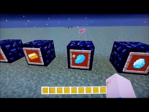 Minecraft Xbox 360: How To Find Diamonds! and other ores too!