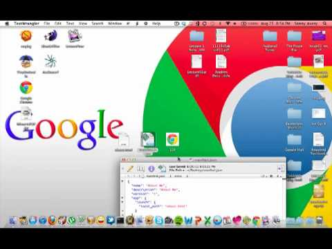 Make Packaged Google Chrome Web Apps