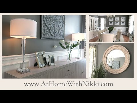 HOME DECOR | DINING ROOM REFRESH