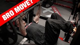 "Bench Press ""Bro-Science"" (FACT OR FICTION!)"