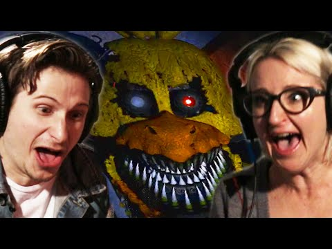 The Most Terrifying Jump Scares Ever • Five Nights At Freddy's