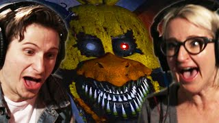 The Most Terrifying Jump Scares Ever • Five Nights At Freddy