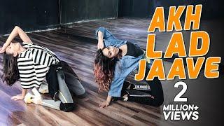 Akh Lad Jaave I Loveyatri | Ridy Sheikh | Heels Choreography