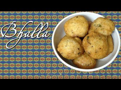 Bhalla Recipe - Chat Item - How To Make Bhalla For Dahi Bhalla