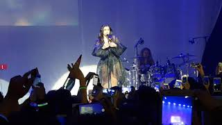 Lauren Jauregui - imagine (cover Jhon Lennon) #HFKTOUR CHILE