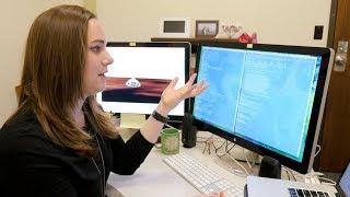 Faces of Technology - Meet Carlie Zumwalt