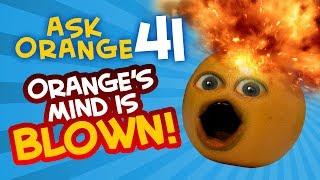 Annoying Orange - Ask Orange #41: Orange