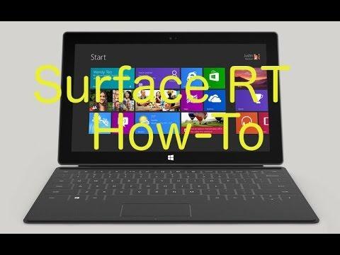 windows 8 surface reset