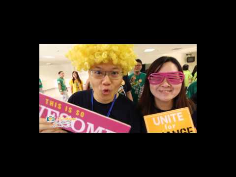 123Cheese.my Photo Booth at 30-Hour Famine 2014