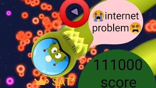 🤑111000 +++  score😭 but internet problem😵SAT space trails games (online game)my tom 2👀