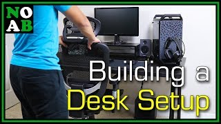 Building a BUDGET Desk Setup