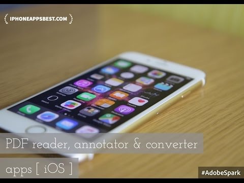 11 Best Free Apps To Read, Annotate, Scan And Convert PDFs On IPhone & IPad