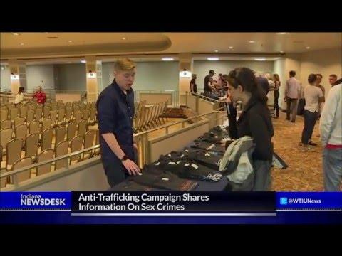 Indiana Students Address Human Trafficking