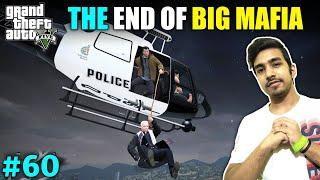 I FOUND BIG MAFIA IN SECRET LOCATION | GTA V GAMEPLAY #60