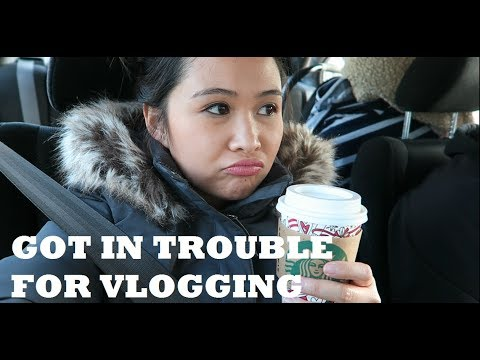 GOT IN TROUBLE FOR VLOGGING + SPECIAL PACKAGE