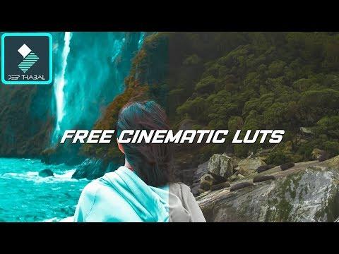 FILMORA | HOW TO FREE DOWNLOAD CINEMATIC 3D LUTS PACK, IN WONDERSHARE FILMORA [HINDI] DEEP THABAL !