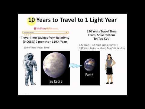 5 Numbers to Know: Interstellar Travel