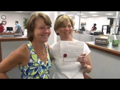 Pa. County Issues Illegal Gay Marriage Licenses