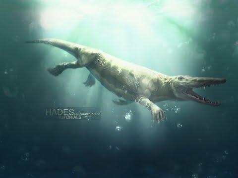 Underwater Scene - Photoshop Tutorial