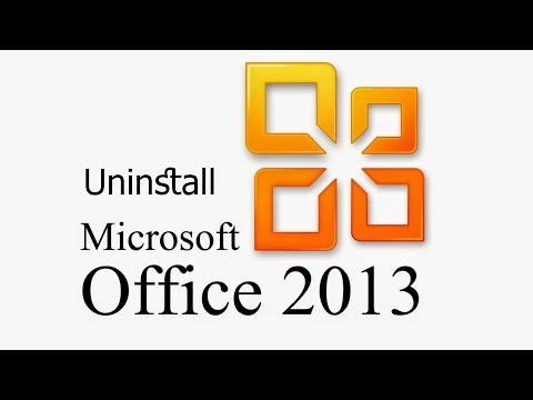 How to Uninstall Microsoft Office 2013 Easiest Way