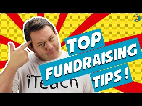 How To Do Fundraising At Your School! Fundraising ideas for schools
