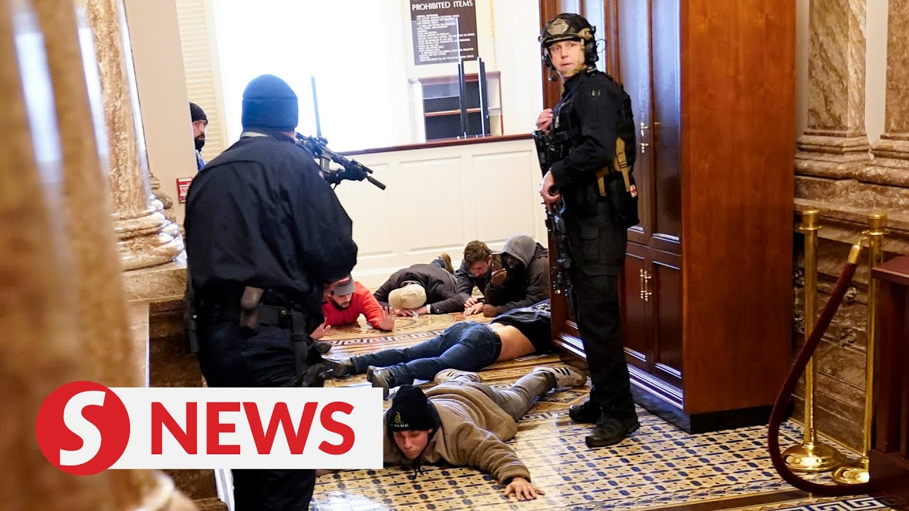 U.S. to pursue criminal charges in Capitol riot
