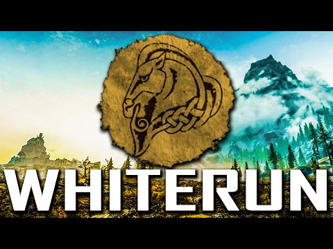 Whiterun - Skyrim - Curating Curious Curiosities