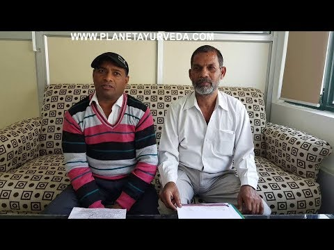 Ayurveda & Kidney Failure Testimonial, Reduce Creatinine Levels with Herbal Medicines