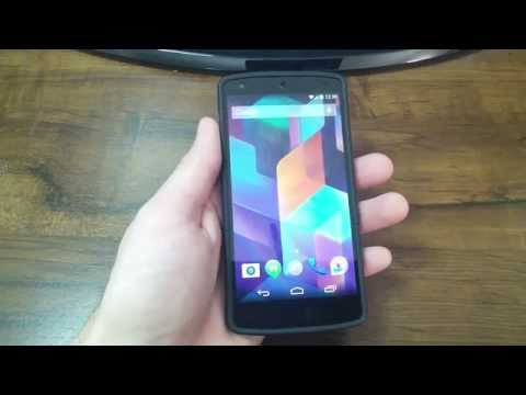 Enable Lock Screen Widgets Android KitKat Nexus 5