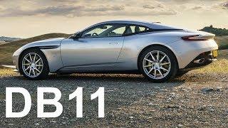 2017 Aston Martin DB11 - interior Exterior and Drive