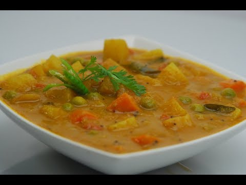 Mixed Vegetable Curry | New Season | Cooksmart | Sanjeev Kapoor Khazana
