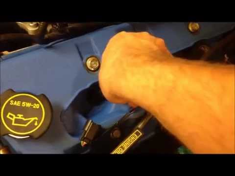 How to change your spark plugs DOHC Ford V8 (Part 1/2) Mustang SVT COBRA, Aviator, Navigator, Mach 1