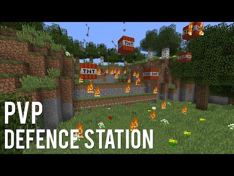 Redstone: Ultimate PVP Defence Station