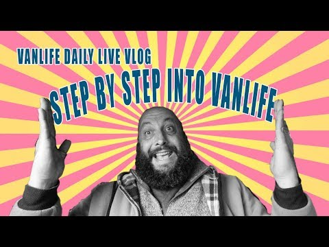 Step by Step into Vanlife