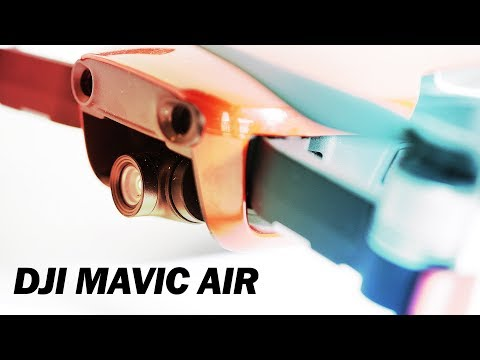 DJI MAVIC AIR UNBOXING FLY MORE COMBO AND FIRST IMPRESSIONS