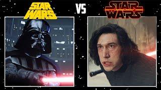 The Original Star Wars Trilogy vs. Disney's Star Wars Trilogy | Vanity Fair