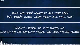 NEFFEX - Go Hard [Lyrics]