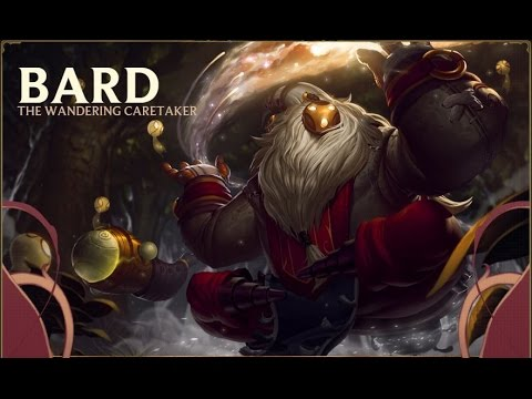 League Of Legends Bard