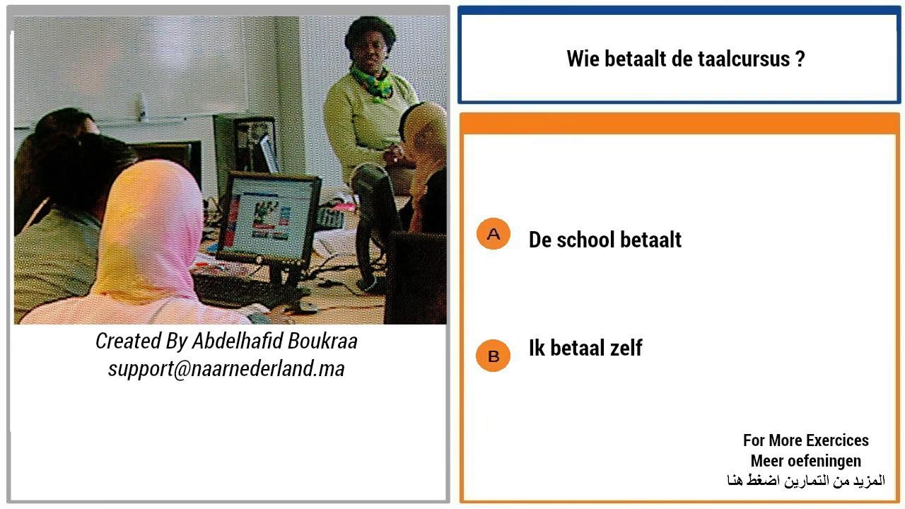 Kennis Van De Nederlandse Samenleving Oefenen 61-70