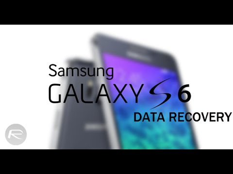 Easy Way to Retrieve Deleted Photos, SMS, Videos from Galaxy S6/S6 Edge (Detailed Guide)