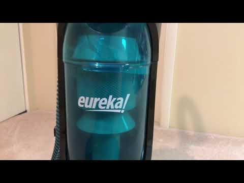 My eureka clean living vacuum