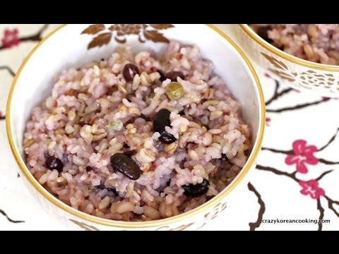 How to make rice in a pot and in a rice cooker (white rice and multigrain) & nurungji, nurungji-tang