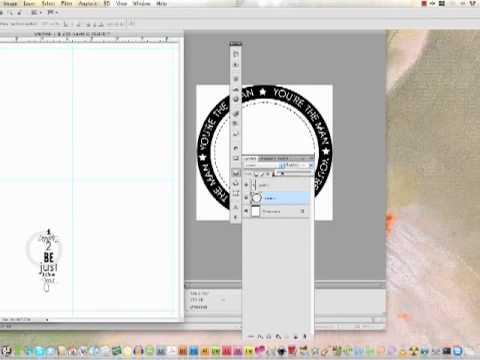 WordArt in Photoshop