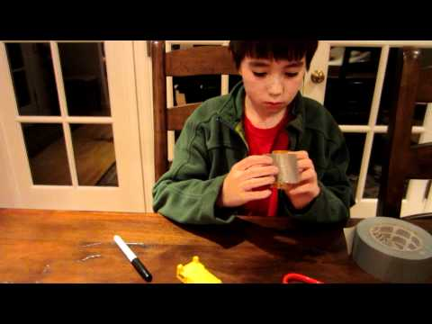 How To: Make a Nerf Scope