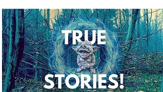 """The """"Little people"""" In The Woods and Strange Stories In Time! (True Stories)"""
