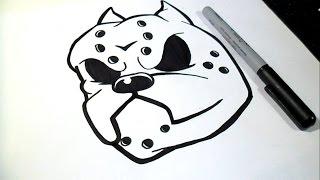 Como Desenhar Pantera Cor De Rosa