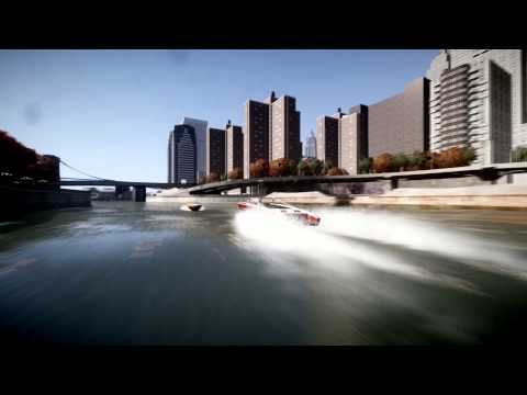 GTA IV. Going For A Boat Ride. (HD)