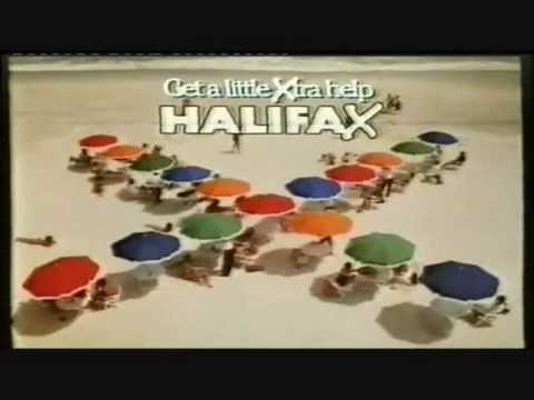 Classic Ads: Halifax Building Society