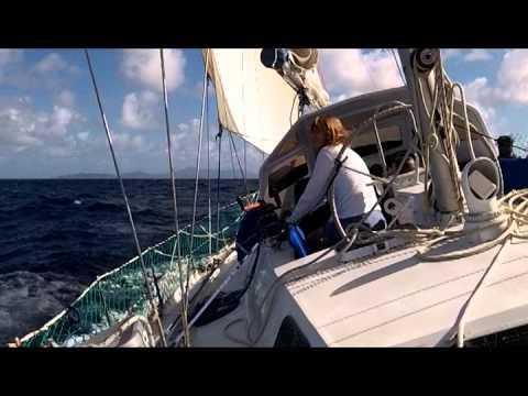Yaya is Sailing   part 1 Jacksonville to Puerto Rico